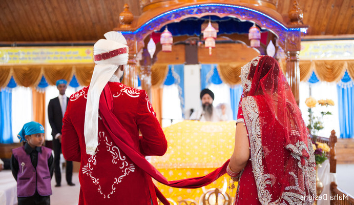 Post-wedding Rituals of Sikh Shaadi